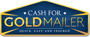 Cash for Gold Mailer